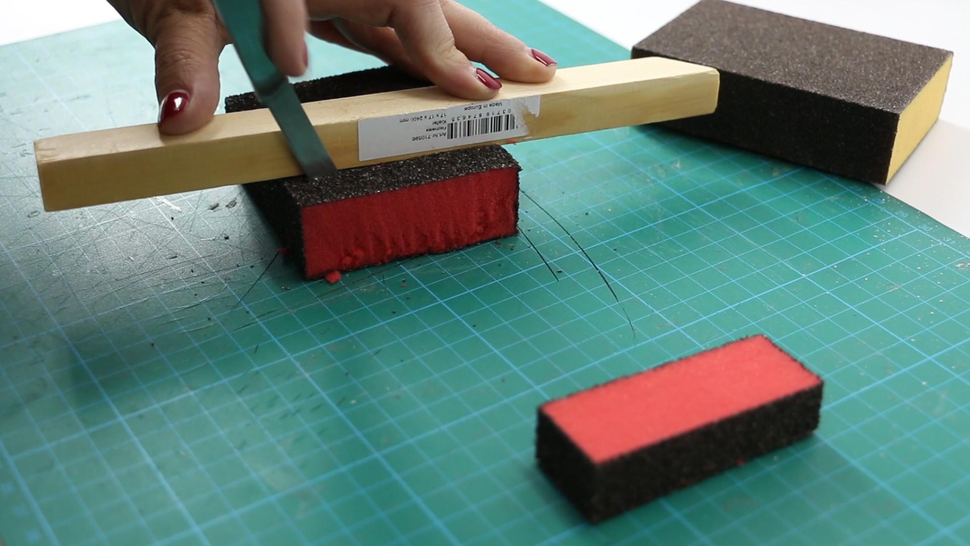 DIY CUADRO SKYLINE CON WASHI Y LIJAS.Imagen fija015
